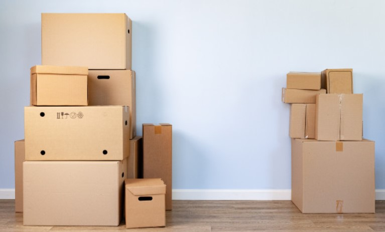 Leaving packages